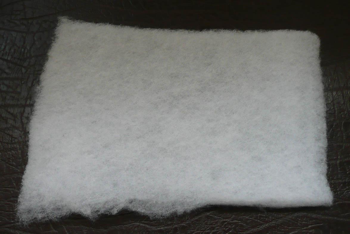 Vulling Voor Kussens : Dacron voor het beschermen van stof of als vulling